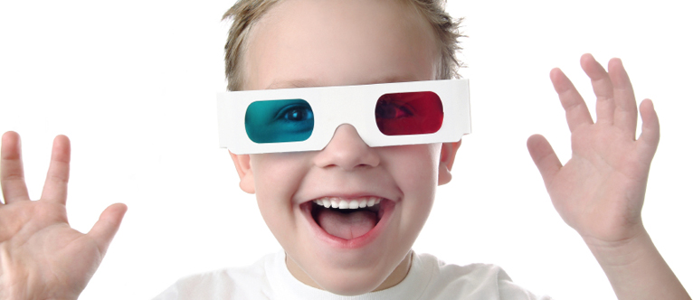 Watch 3-D Movies - Review Upcoming 3-D Technologies and Movies